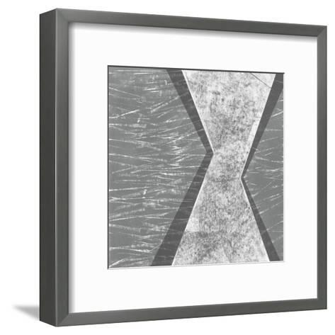 Orchestrated Geometry IV-Sharon Chandler-Framed Art Print