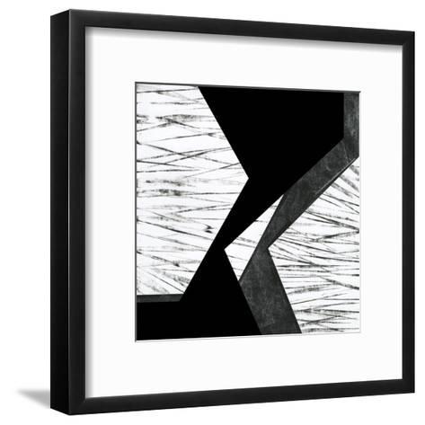 Orchestrated Geometry VI-Sharon Chandler-Framed Art Print
