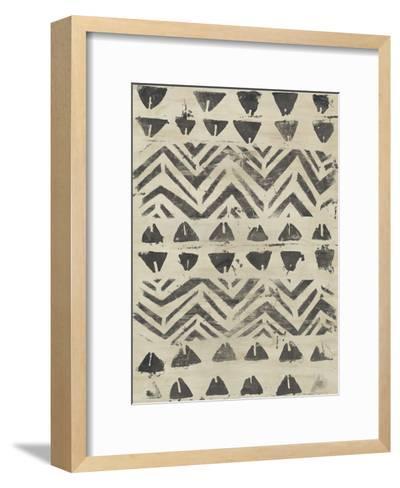 Pattern Bazaar I-June Erica Vess-Framed Art Print