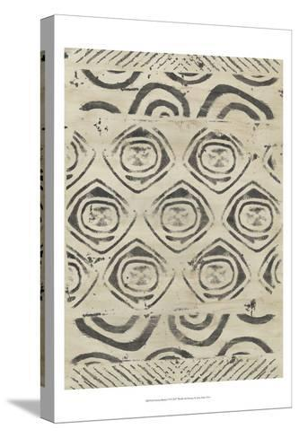 Pattern Bazaar VI-June Erica Vess-Stretched Canvas Print