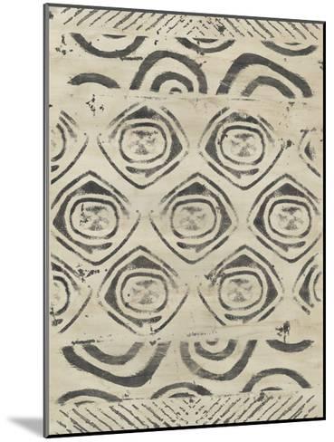 Pattern Bazaar VI-June Erica Vess-Mounted Art Print