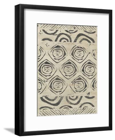Pattern Bazaar VI-June Erica Vess-Framed Art Print
