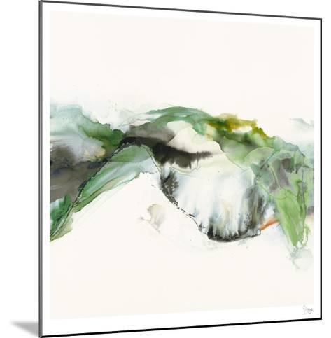 Green Terrain I-Sisa Jasper-Mounted Limited Edition