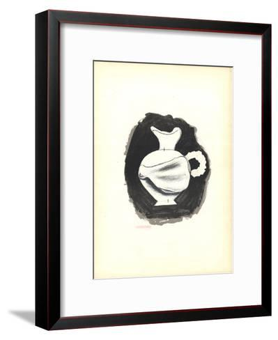 Untitled-Georges Braque-Framed Art Print