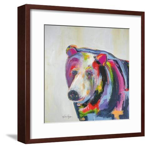 Grizzly Bear-Melissa Lyons-Framed Art Print