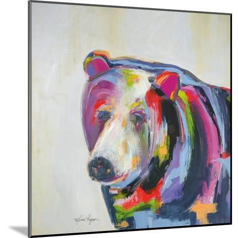 Grizzly Bear-Melissa Lyons-Mounted Art Print