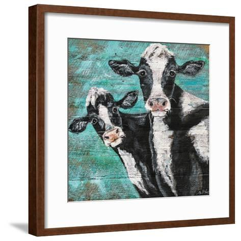 Seeing Double-Molly Susan Strong-Framed Art Print