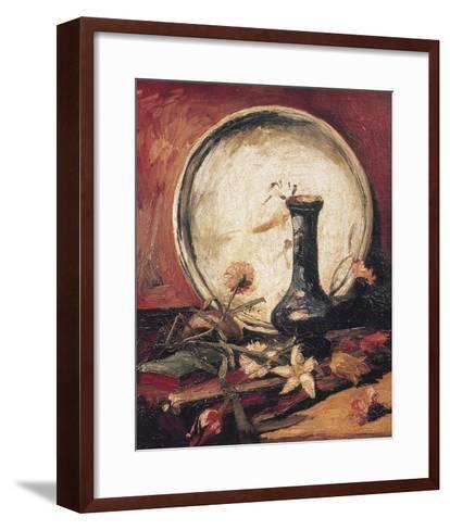 Still Life With Flowers-Vincent van Gogh-Framed Art Print