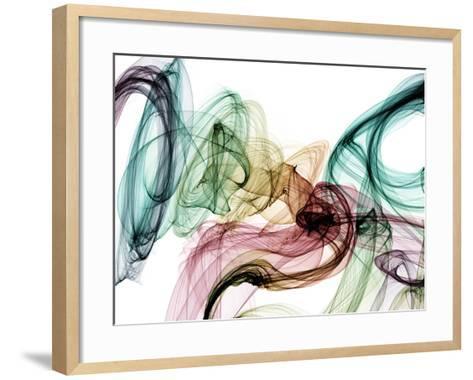 Invisible World IV-Irena Orlov-Framed Art Print
