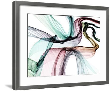 Invisible World VII-Irena Orlov-Framed Art Print