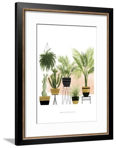 Indoor Oasis II-Grace Popp-Framed Art Print