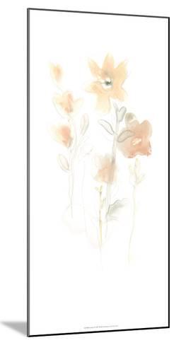 Corsage II-June Erica Vess-Mounted Art Print