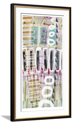 Tribal One III-Nikki Galapon-Framed Art Print