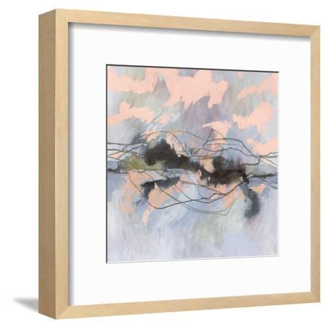 Horizon Flux I-Victoria Borges-Framed Art Print