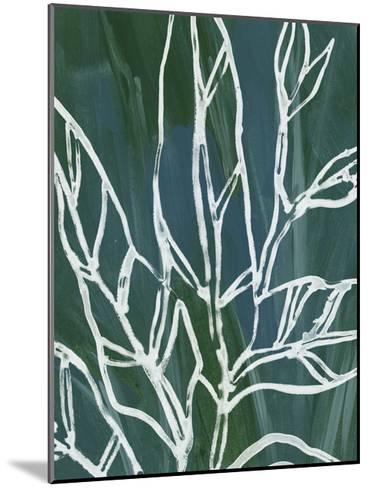 Jungle Batik IV-June Erica Vess-Mounted Art Print