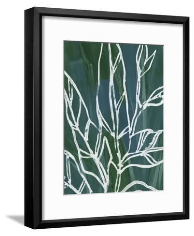 Jungle Batik IV-June Erica Vess-Framed Art Print