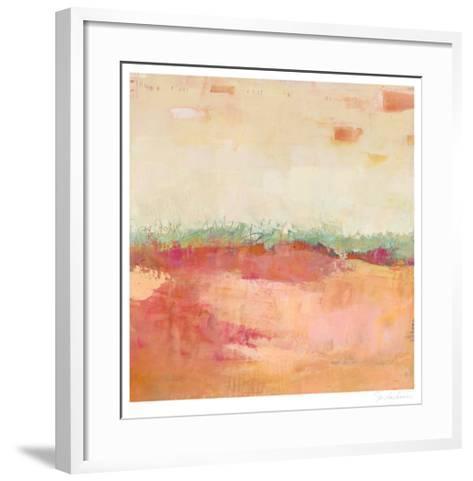 Apricity IV-Sue Jachimiec-Framed Art Print
