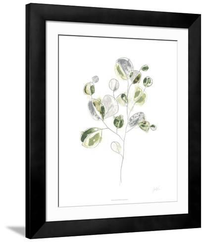 Sea Greens II-June Erica Vess-Framed Art Print