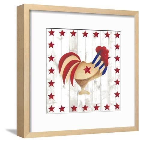 Americana Animals II-Regina Moore-Framed Art Print