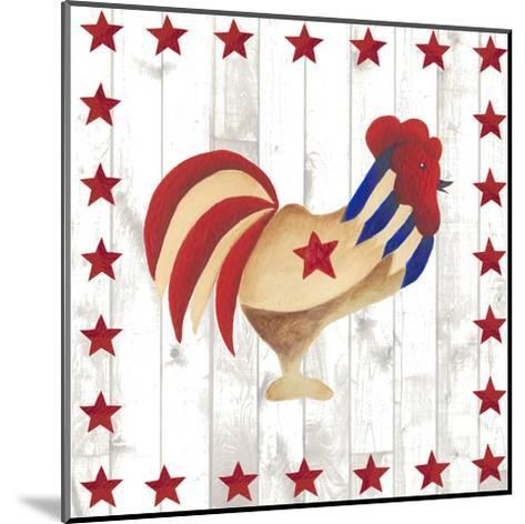 Americana Animals II-Regina Moore-Mounted Art Print