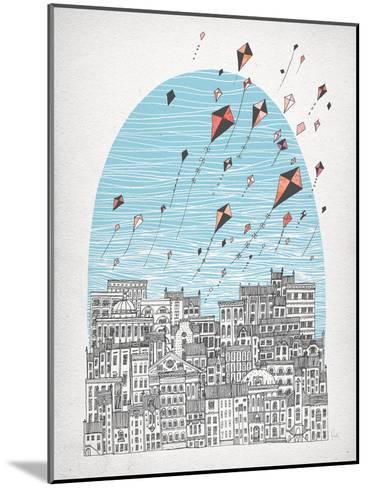 Kedesh-David Fleck-Mounted Art Print