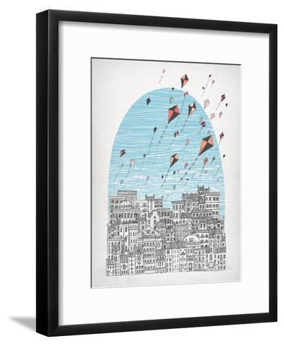 Kedesh-David Fleck-Framed Art Print