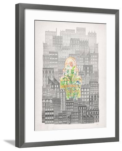 Eva-David Fleck-Framed Art Print