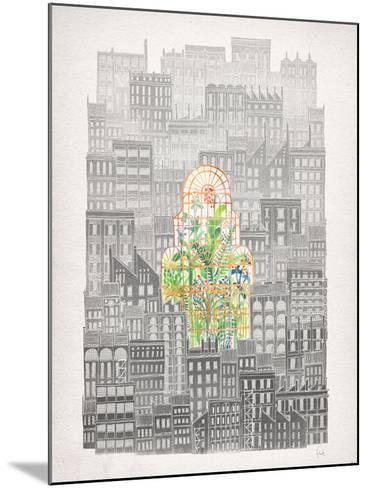 Eva-David Fleck-Mounted Art Print