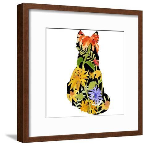 My Garden-Edith Jackson-Framed Art Print
