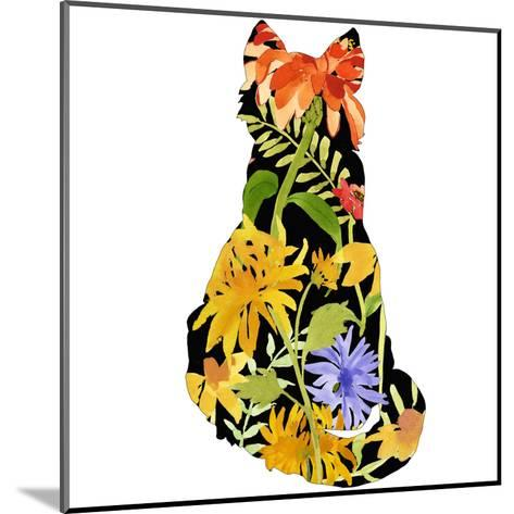My Garden-Edith Jackson-Mounted Art Print