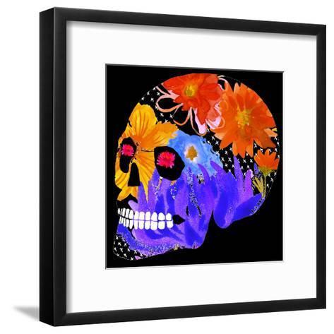 Ruby Eyes-Edith Jackson-Framed Art Print