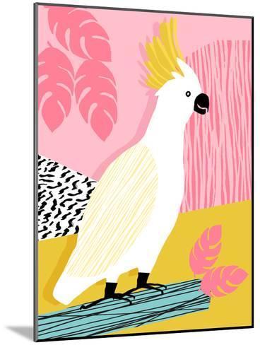 Feel Free-Wacka Designs-Mounted Art Print