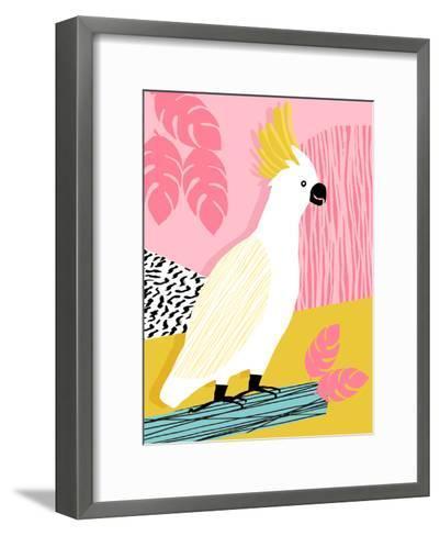 Feel Free-Wacka Designs-Framed Art Print