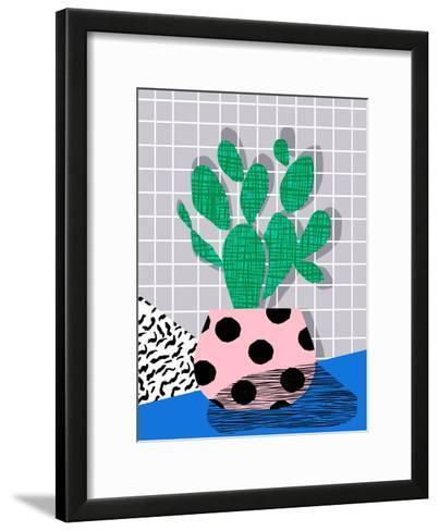 Iffy-Wacka Designs-Framed Art Print