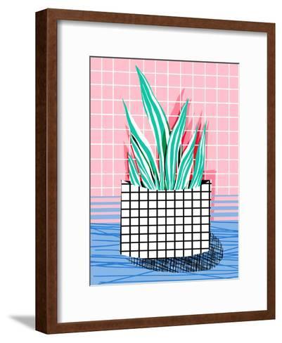 Glam-Wacka Designs-Framed Art Print