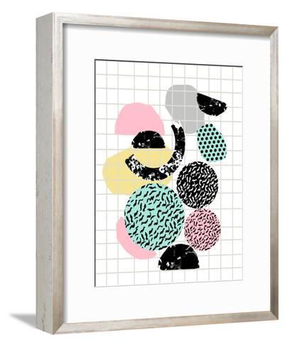Amp-Wacka Designs-Framed Art Print