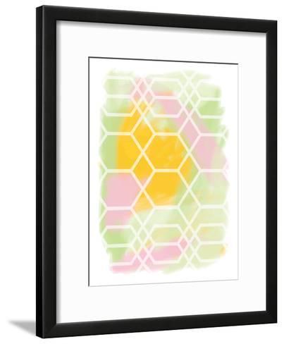 Through The Window-Ashlee Rae-Framed Art Print