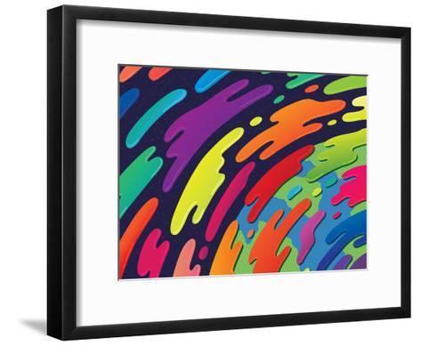 Atmosphere-Joe Van Wetering-Framed Art Print