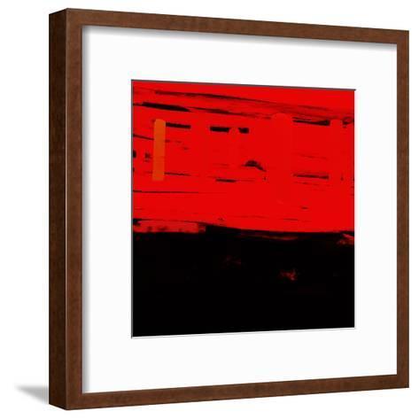 Long Time To Tomorrow3 Metro-Kasi Minami-Framed Art Print