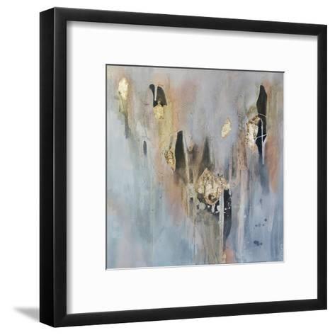 Over Black3-Christine Olmstead-Framed Art Print