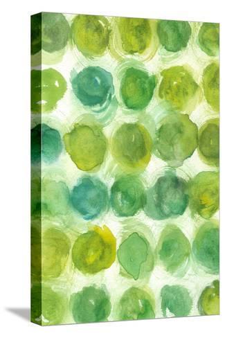 Spearmint II-Chariklia Zarris-Stretched Canvas Print
