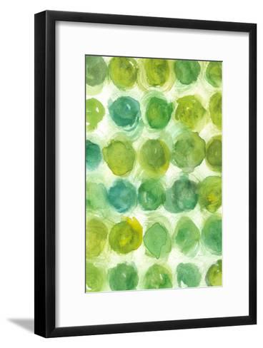 Spearmint II-Chariklia Zarris-Framed Art Print