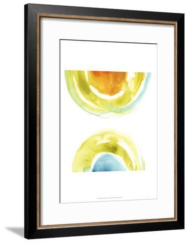 Prisma Circuit I-June Erica Vess-Framed Art Print