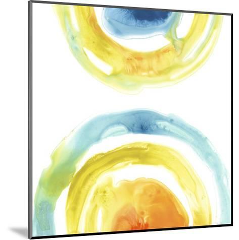 Prisma Circuit III-June Erica Vess-Mounted Art Print