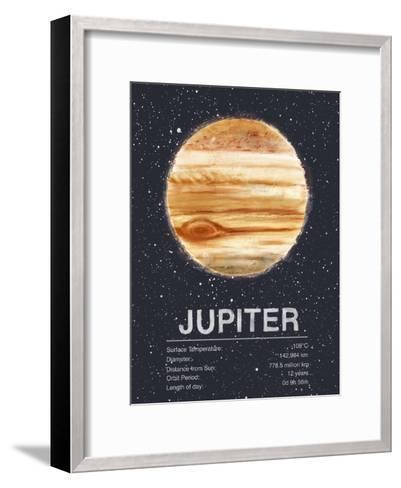 Jupiter-Tracie Andrews-Framed Art Print