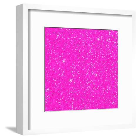 Pink Diamond-Wonderful Dream-Framed Art Print
