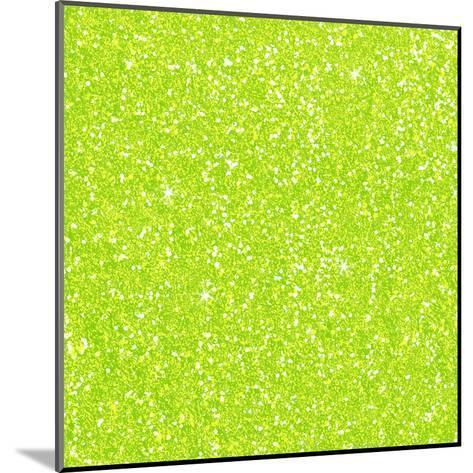 Green Diamond-Wonderful Dream-Mounted Art Print