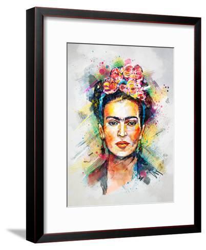 Frida Kahlo Giclee Print by Tracie Andrews | Art.com