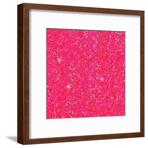 Diamond Luxury-Wonderful Dream-Framed Art Print