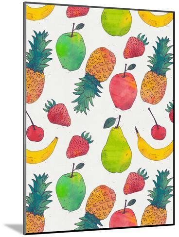 Fruity-Tracie Andrews-Mounted Art Print
